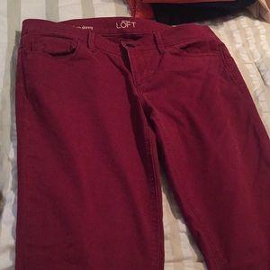 Modern skinny pant LOFT